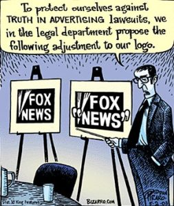 Bizarro cartoon